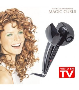 Rizador de Cabello Magic Curls