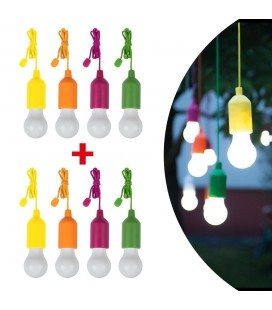 Lampadine LED Colorate Happy Luz